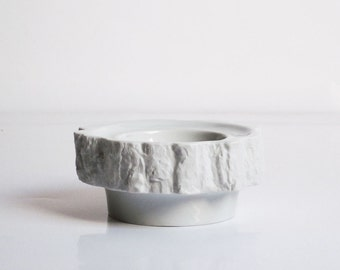 SILVANA bisque candle holder by Bareuther Waldsassen (212)