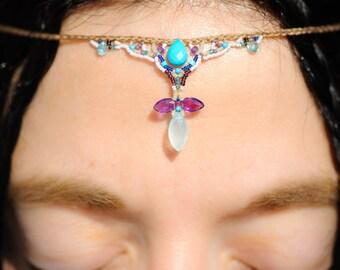 Sambodhi 'Enlightenment' 3rd Eye Crown