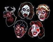 EVIL DEAD - Pack of 5 Stickers