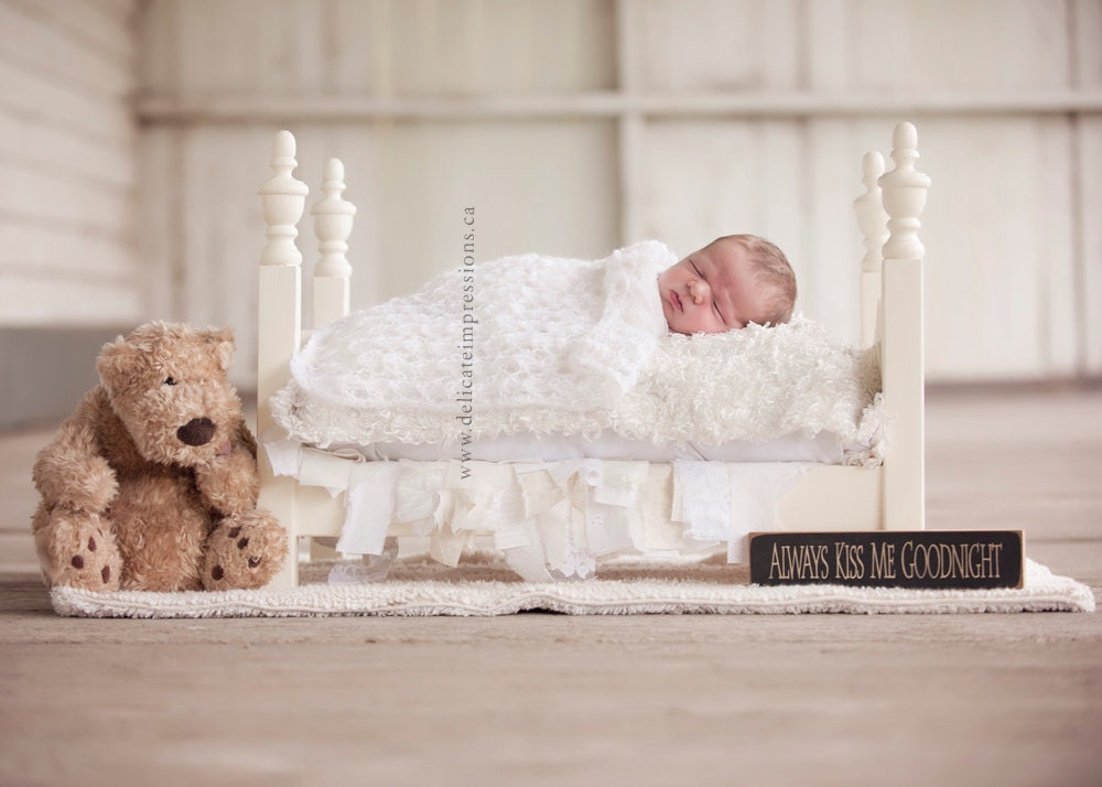 Sale Kayleigh Photography Prop Newborn Bed All American Doll