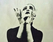 Vintage Siouxsie & the banshees promo t-shirt