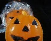 Halloween pumpkin soap
