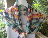 Chiffon Scarves Long Scarf, 200 cm, Your Every Day Outfit. Gift For Her.  Beautiful rectangle