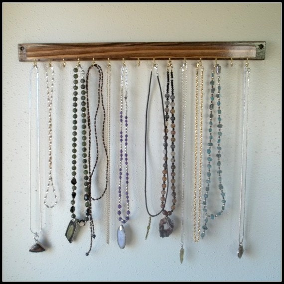 Necklace Holder Organizer Wall Mounted By Krjewelrydisplays