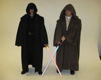 Custom Wool Jedi Robe Replica