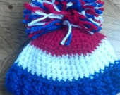 Firecracker Baby Hat