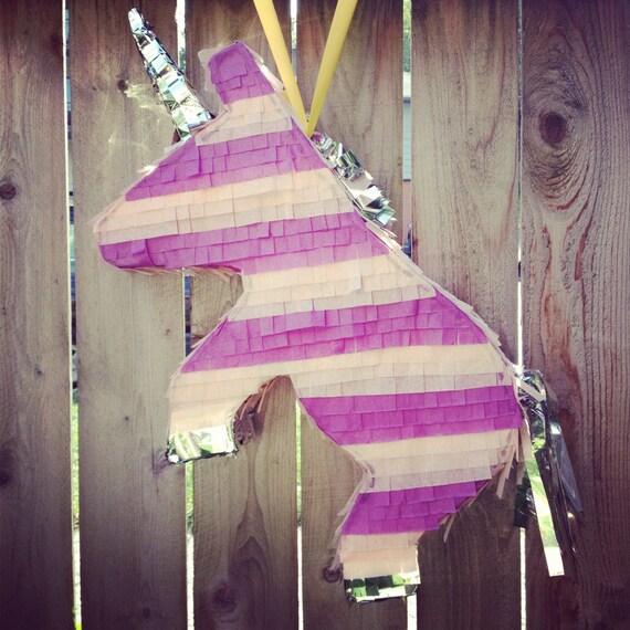 Rearing Unicorn Pinata