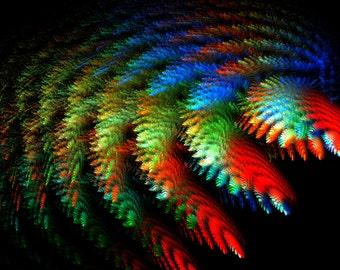 Garden of miracles - fractal artwork download