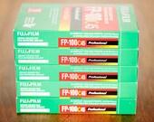 FUJIFILM FP-100C45 4x5 Instant Color Film