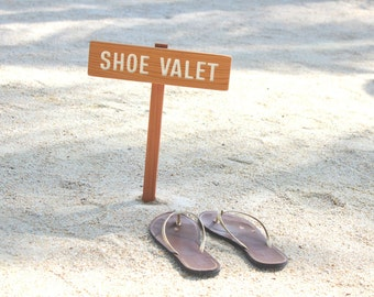 Wedding Signs, Shoe Valet, Ice Cream, S'more Love, S'more Bar, Custom Wedding Signs on Stakes