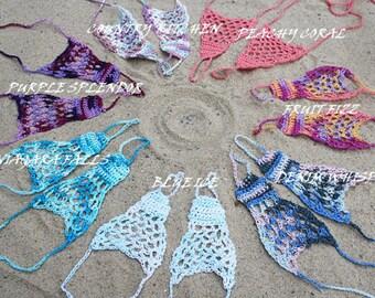 Bridesmaids Gifts, Sandals, Handmade Crochet Barefoot Sandals,Hippie Foot Thongs, Bridal, Bridesmaids, Summer, Beach, Shower Favors