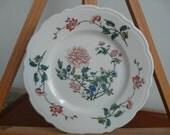 Syracuse China, Summerdale, plate