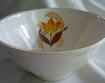 Bakerite Modern Tulip Large Mixing / Serving Bowl