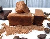 Organic Espresso Salted Caramel & Dark Chocolate Mini Truffle Bars (3oz Bag) LIMITED AVAILABILITY