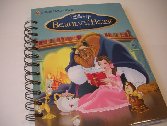 2013 Weekly Calendar Planner Beauty and the Beast Little Golden Book OR Other LGB