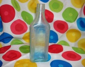 Vintage Scotts Emulsion Bottle Cod Liver Oil With lime and & Soda