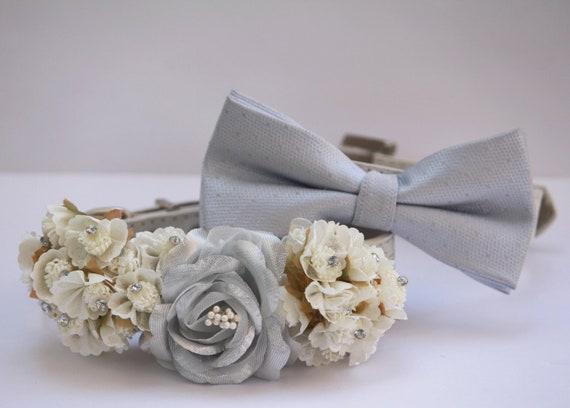 Dog Wedding Bow Tie Uk