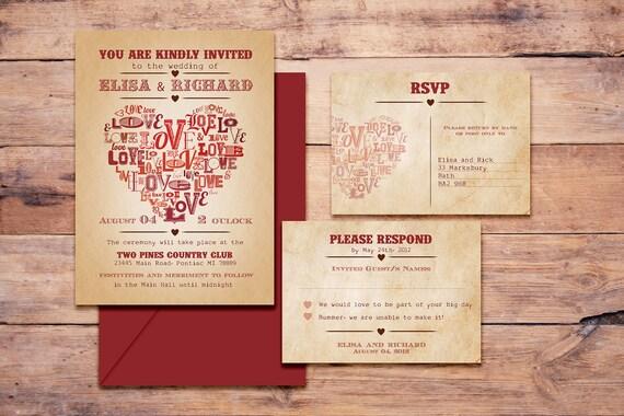 Wedding Invitations El Paso Tx: PRINTABLE DigitalWEDDING INVITATIONS El Paso By
