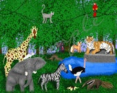 Michael's Animals