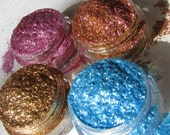 Diamond Eye Shadow/Liner Collection. This is NOT GLITTER. 1g We now have WHITE.