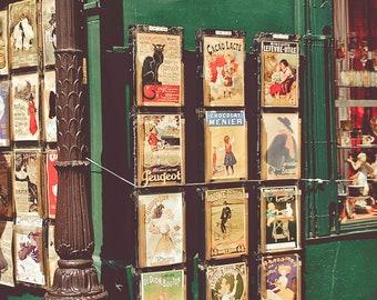 Montmartre Corner Store-Fine Art Photography,Paris,France,multiple sizes available,Travel,Parisian,Color,Landscape