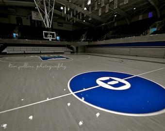 Cameron Indoor Stadium- Durham, North Carolina-Fine Art Photography-Multiple Sizes Available,Duke Blue Devils, Duke University,Baskteball