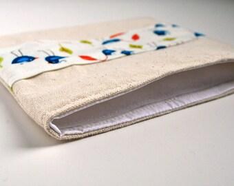 Snack Bag - Reusable Sandwich Bag - Reusable Snack Bag - Eco Friendly Snack Bag