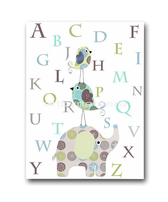 Baby Boy Nursery Decor Art Kids Art Kids Room By Galerieanais: Creativedictionary: December 2013