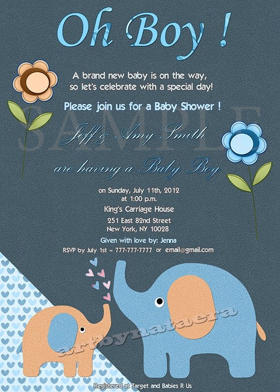 Charity Tax Receipt Pdf Boy Baby Shower Invitation Free Thank You Card Included Baby How To Design Invoice with Sample Invoices In Excel Word Boy Baby Shower Invitation Free Thank You Card Included Baby Boy Shower  Invitation Baby Shower Invite Printable Invitation Elephant Blue What Does Invoice Mean In Accounting Pdf