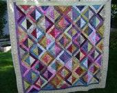 Bright Batik Quilt