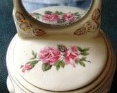 Vintage Dresser shaped trinket box Beautiful condition