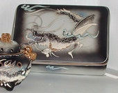 Moriage Dragonware Smoking Set
