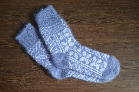 Men's/Women's wool socks HIGH QUALITY Goat Fluff