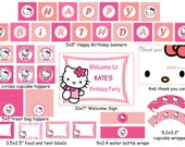 Hello Kitty party package (Small pack)