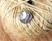 Miscarriage/Stillbirth handstamped necklace