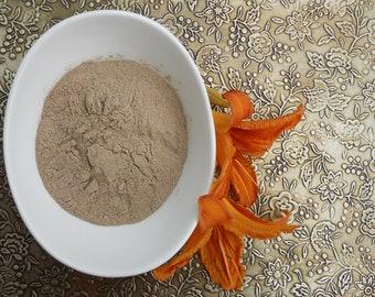 Rhassoul Clay Powder- 8 oz or 16 oz