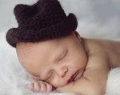 Baby Fedora/Cowboy Hat
