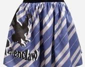 Ravenclaw Inspired Full Skirt