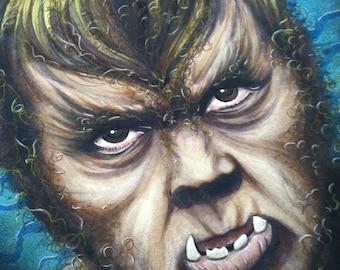 Werewolf Number One Giclee Print