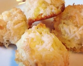 Coconut Macaroon Bites