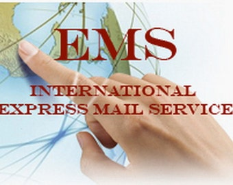 EMS  -Express mail service - Fast International Shipping.