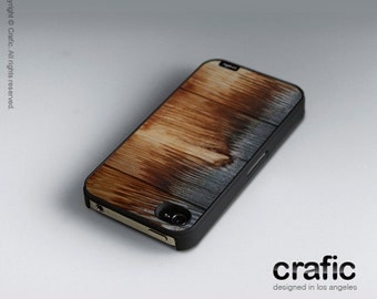 Fall Burned Wood PRINT IPHONE CASE | iPhone 6/6S | iPhone 6/6S Plus | iPhone 5/5S | iPhone 5C | iPhone 4/4S case