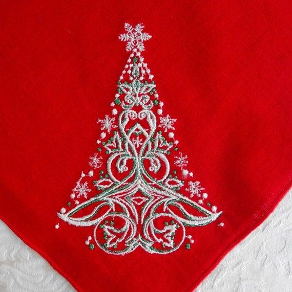 White Christmas Tree Sale