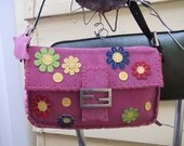 RESERVED do not buy / Authentic FENDI Baguette / Fendi Bag Purse handbag hand bag / vintage handbag / Fendi Collectors Item