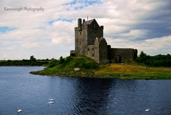 Dunguaire Castle in Co. Clare, Ireland Photograph