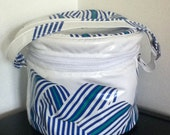 Reserved for Karen 60s - 70s Vintage cooler bag