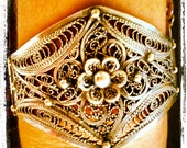 Sunflower Bloom Bracelet