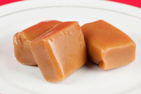 Award Winning Vanilla Caramels 1 lb Gluten Free by EpicEdibles