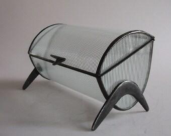 glass Jewelry box - boomerang design