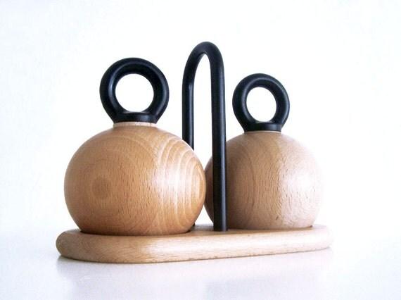 Vintage // XL Size // RARE // Richard Nissen // Salt & Pepper // Denmark